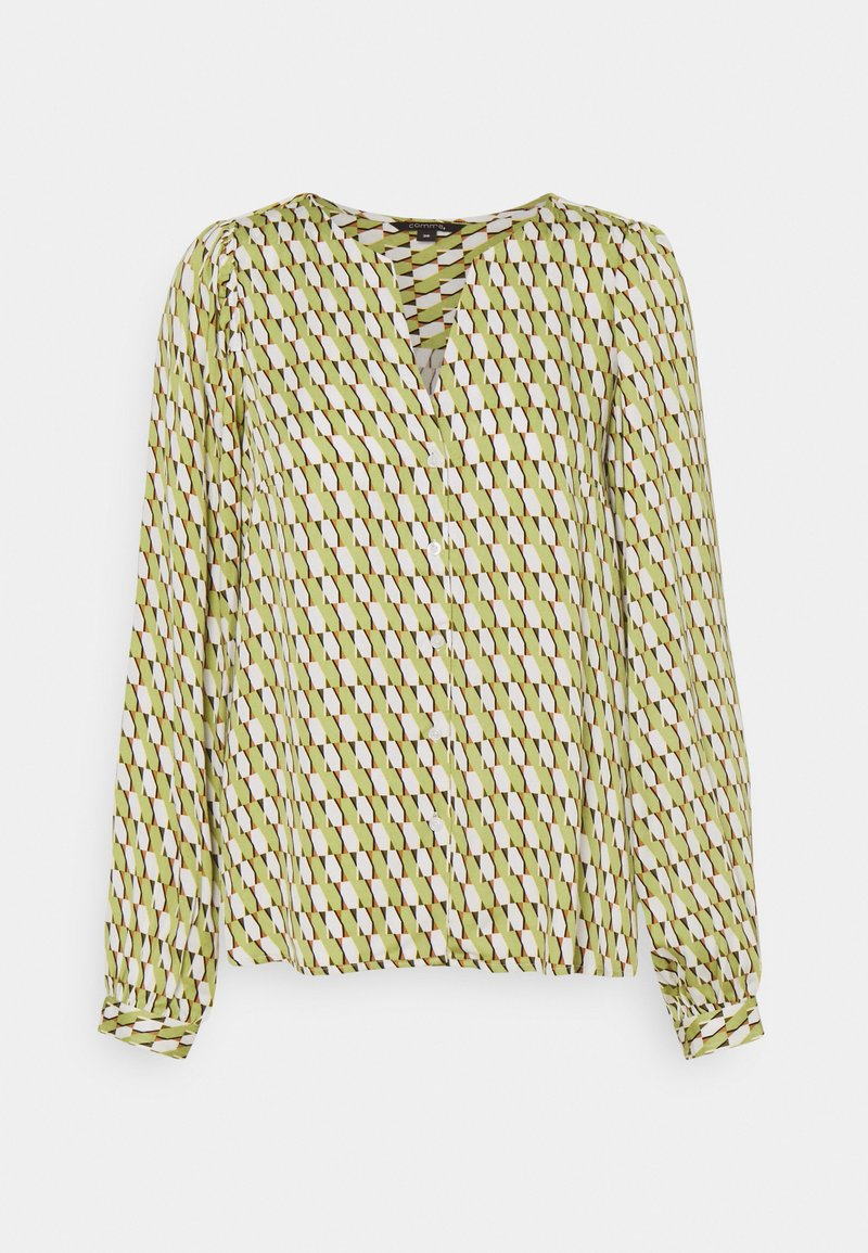 comma - LANGARM - Blouse - multi-coloured