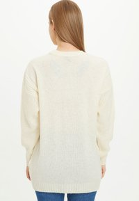 DeFacto - TUNIC - Long sleeved top - beige - 2