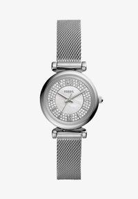 CARLIE MINI - Watch - silver-coloured