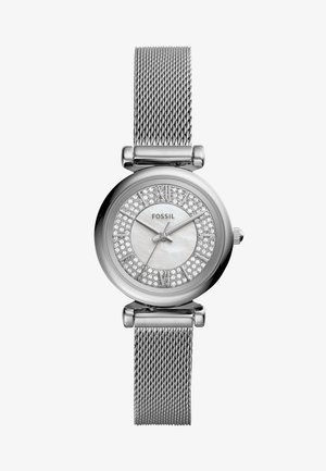 CARLIE MINI - Horloge - silver-coloured