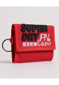 Superdry - Wallet - red - 2