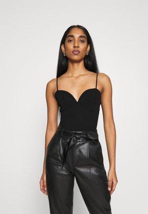 HENNA BODY - Top - black