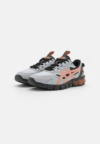 ASICS - GEL-QUANTUM 90 - Neutral running shoes - piedmont grey/marigold orange - 1