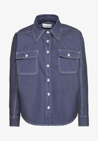 BLANCHE - ALINA EXCLUSIVE - Button-down blouse - mid blue - 5