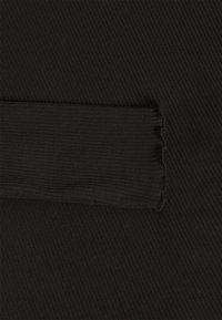 Selected Femme - SLFANNA CREW NECK TEE  - Long sleeved top - black - 5