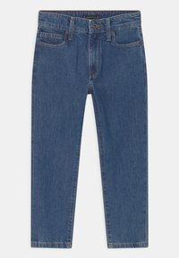 Tommy Hilfiger - MODERN STRAIGHT ANKLE - Jeans a sigaretta - authentic stonewash med - 0
