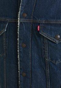 Levi's® - TRUCKER UNISEX - Light jacket - dark stone - 2