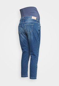 Esprit Maternity - PANTS LOOSE - Relaxed fit jeans - medium wash - 1