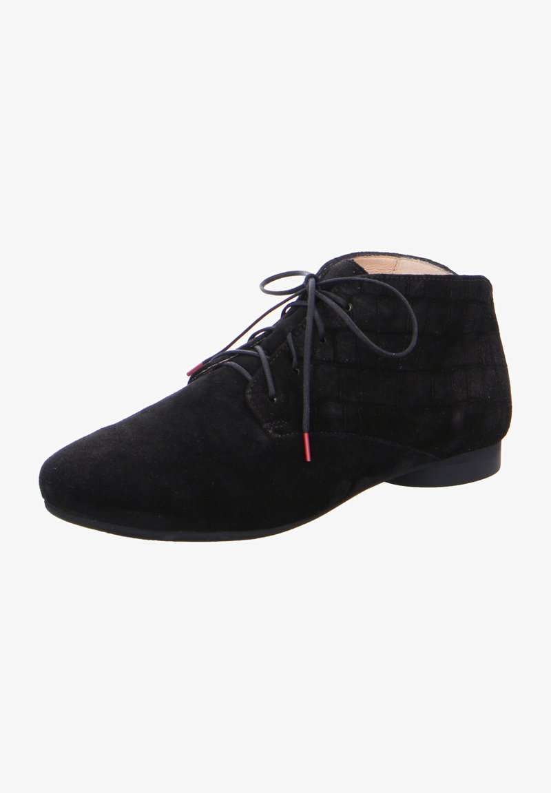 Think! - GUAD - Lace-up ankle boots - schwarz