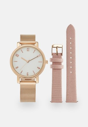 SET - Montre - rose