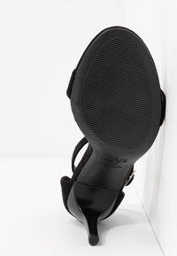 New Look - Korolliset sandaalit - black - 6