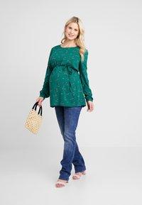 Esprit Maternity - BLOUSE - Blouse - bottle green - 1