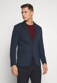 Esprit Collection - SOFT TONE - Blazer jacket - dark blue - 0