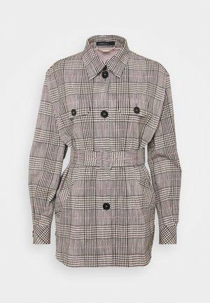 Short coat - prism pink