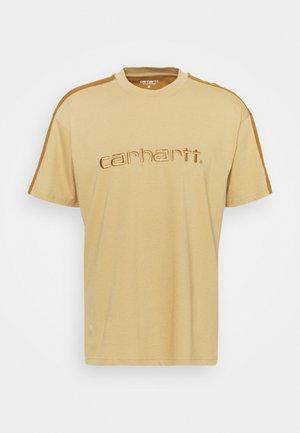 TONARE - Basic T-shirt - hamilton brown