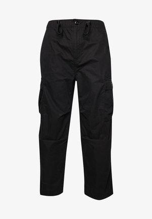 PARACHUTE  - Cargo trousers - black