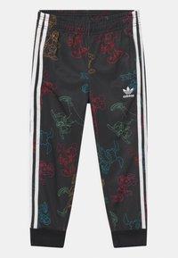 adidas Originals - DISNEY CHARACTER SET - Tuta - black/multicolor - 2