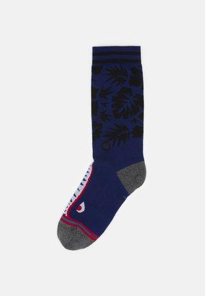 TROPICAL WARBIRD - Socks - blue