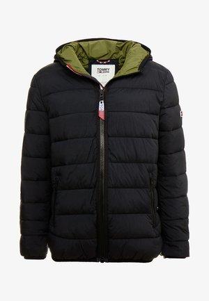 TJM ESSENTIAL  - Zimní bunda - black