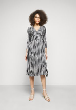 RAMO - Jersey dress - blau