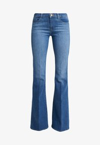 J Brand - VALENTINA HIGH RISE  - Flared Jeans - endeavor - 5
