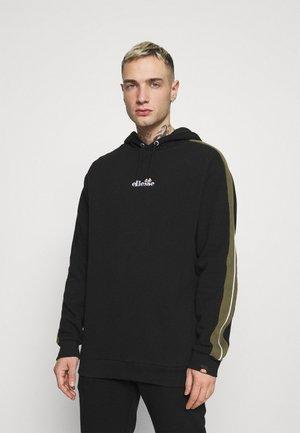 BARALTIO - Jersey con capucha - black