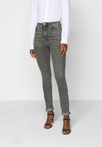 Vero Moda Tall - VMLOA - Jeans Skinny Fit - medium grey denim - 0