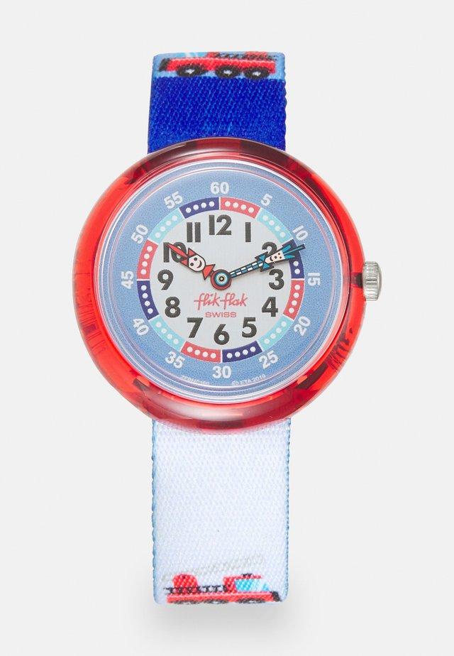 FIRETRUCK UNISEX - Horloge - blue