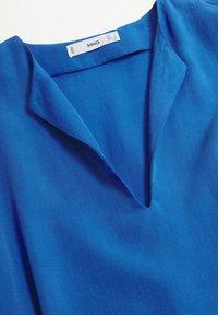 Mango - VESTIDO - Korte jurk - azul - 6