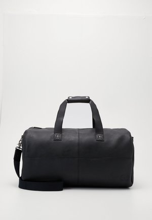 BARREL BAG - Weekend bag - black
