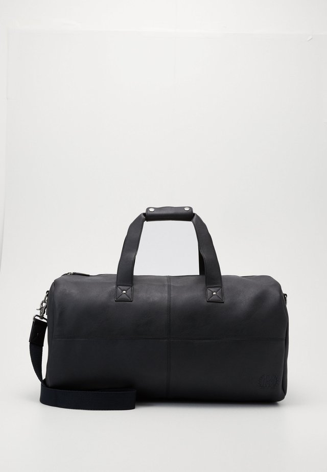 BARREL BAG - Weekendveske - black