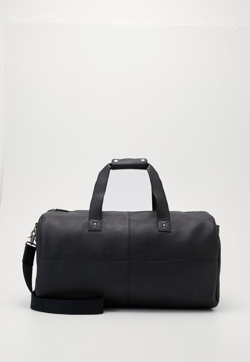 Burton Menswear London - BARREL BAG - Weekend bag - black