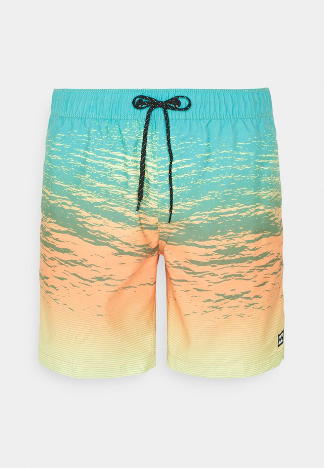 RIPPLE - Shorts da mare - spearmint