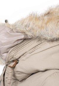 Navahoo - Winter coat - beige - 4