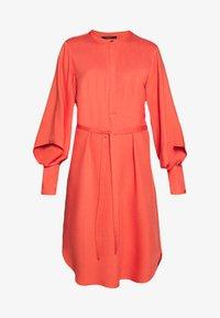 PRALENZA ESRA DRESSES - Shirt dress - poppy red