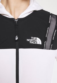 The North Face - FULL ZIP - Summer jacket - white - 5