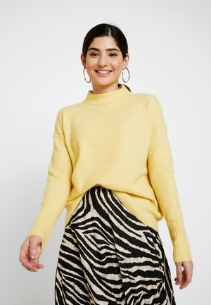 ROLLNK - Jersey de punto - dusty yellow