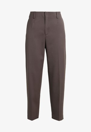KARLIE TROUSER - Stoffhose - taupe