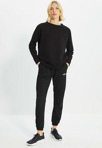 Trendyol - Sweatshirt - black - 1