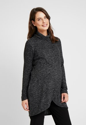 NERISSA - Jumper - black