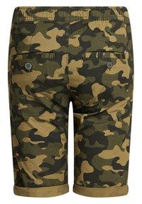 WE Fashion - Shorts - army green - 1