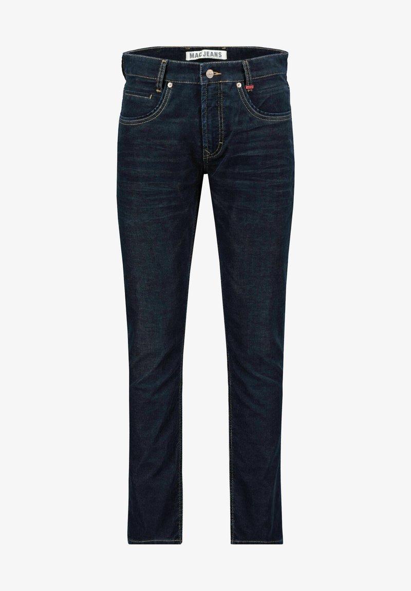 MAC - ARNE PIPE - Straight leg jeans - marine