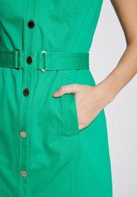 Morgan - Shirt dress - green - 3