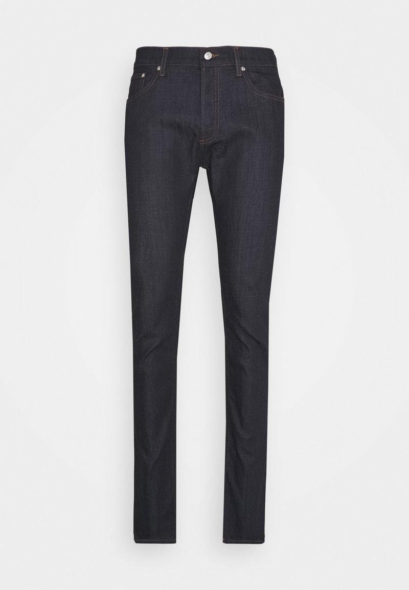 sandro - SKINNY RAW - Slim fit jeans - denim