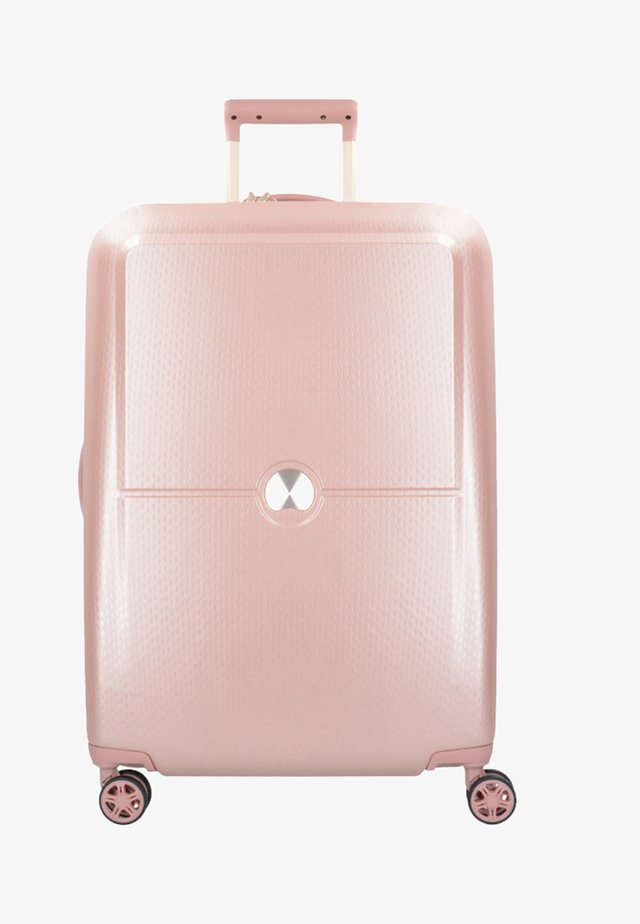 TURENNE - Valise à roulettes - light pink