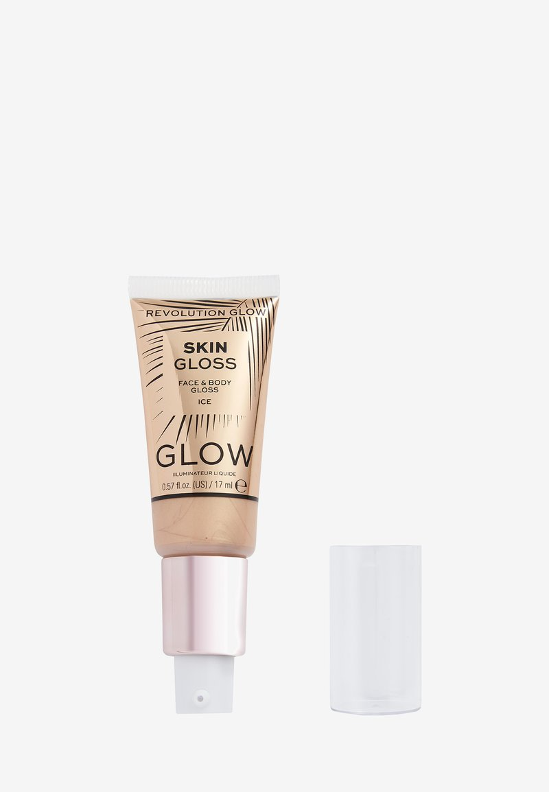 Make up Revolution - REVOLUTION FACE & BODY GLOSS - Highlighter - ice