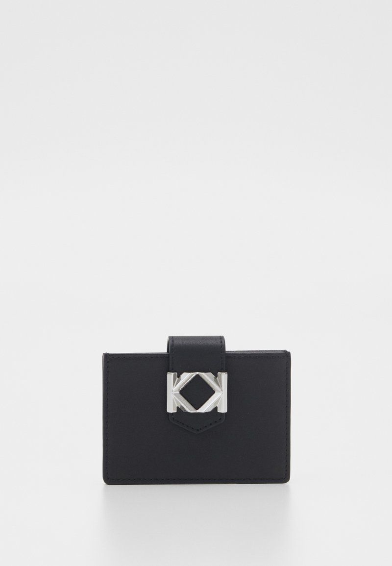 KARL LAGERFELD - CARD HOLDER - Peněženka - black