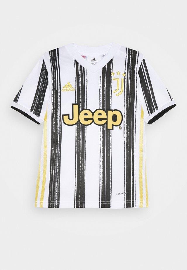 JUVENTUS AEROREADY SPORTS FOOTBALL UNISEX - Club wear - white/black