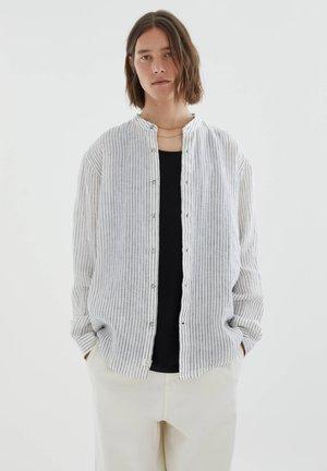 Camicia - mottled light grey