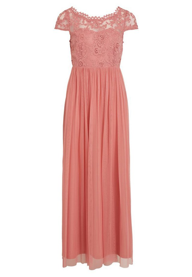 Occasion wear - brandied apricot